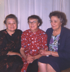 Harriet, Eunice and Carolyn 1964