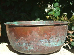 Copper bowel
