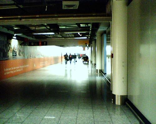 The Frankfurt Airport utilitarian look