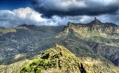Roque Nublo Nublado