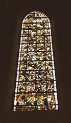 Anybody like jigsaws? (historyanorak) Tags: window glass stained jigsaw minster nottinghamshire southwellminster notts southwell anyonelikejigsaws
