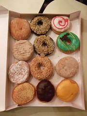 dunkin' donuts01 (zora) Tags: food doughnut dunkindonuts austauschwocheberlin