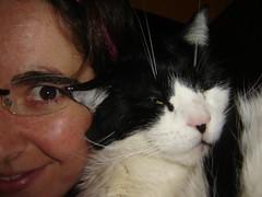 Eu e o Gaspar