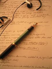 Pelikan M800 (kenzodiazepine) Tags: macro pen bo pelikan audio a8