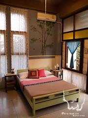 Phranakorn-Nornlen Hotel, un hotel orgánico en Bangkok