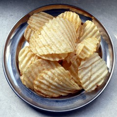 Crisps not Chips by Lynne Hand, on Flickr