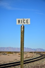 Rice, California (Santa Fe now Arizona & California) (redfusee) Tags: atsf arzc