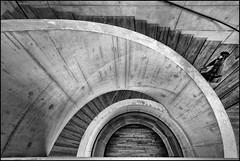 UK - London - Tate Modern - The Switch House 10_mono_DSC2039 (Darrell Godliman) Tags: uklondontatemoderntheswitchhouse10monodsc2039 lookingdown stair stairway bw blackandwhite mono monochrome concrete switchhouse tatemodern tategalleries herzogdemeuron contemporaryart modernart london uk unitedkingdom gb greatbritain england europe architecture building ©dgodliman darrellgodliman wwwdgphotoscouk dgphotos allrightsreserved copyright travel tourism britishisles capital city instantfave omot flickrelite travelphotography travelphotographer architecturalphotography architecturalphotographer