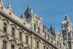 20160919 Budapest, Hungary 03517 (R H Kamen) Tags: budapest easterneurope hungary pest architecture buildingexterior builtstructure rhkamen