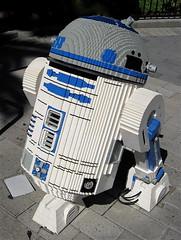 R2D2 en Lego (by jurvetson)