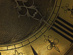 Clock face - by Balakov