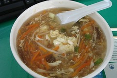 Sour and Spicy Soup (aka