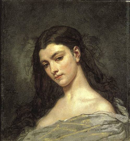 Thomas Couture, Female Head