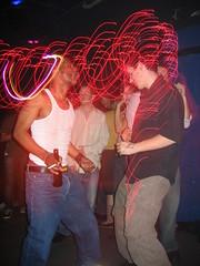 Bluestate dancers