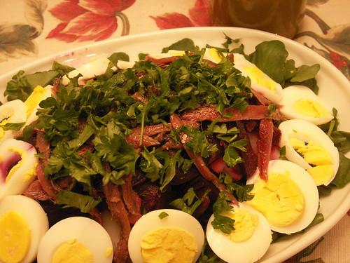 salade midenette