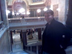 Norm at the Capitol