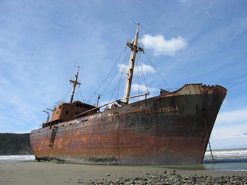 Desdemona - Cabo San Pablo - Tierra Del Fuego, Argentina