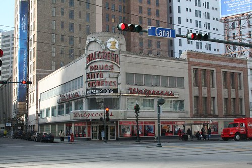 Canal Street Walgreens
