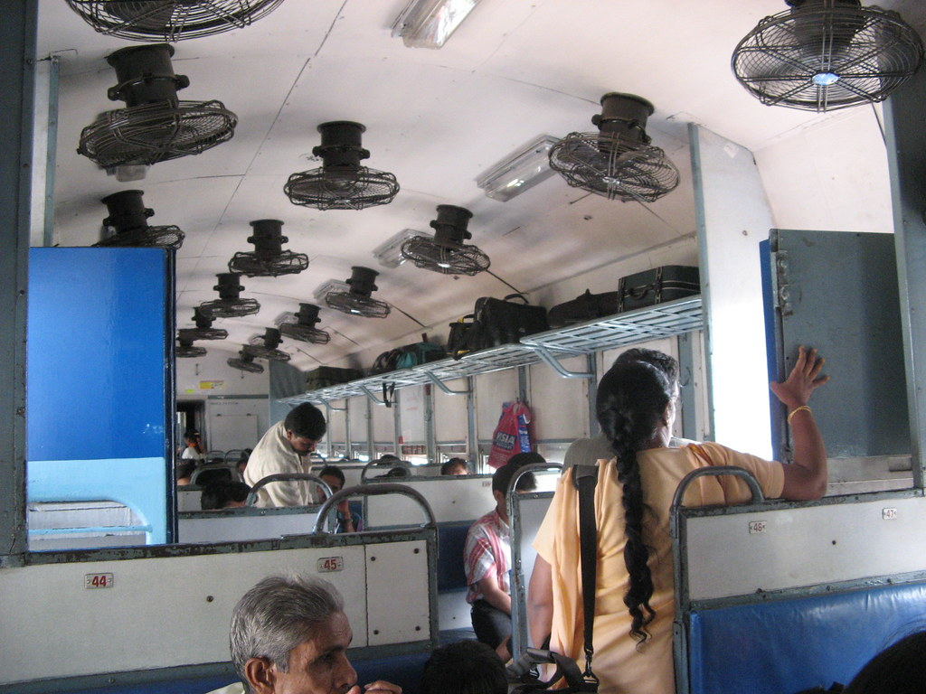 Train to Bangalore