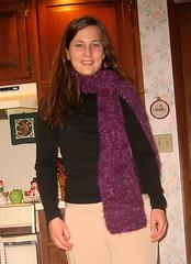 Lynn's scarf