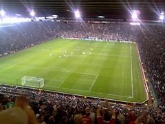 Manchester United vs FC Kobenhavn 17-10-06