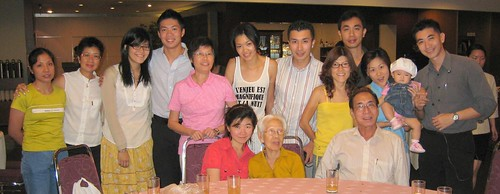 Family @ Roland Restaurant