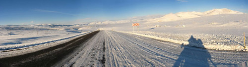 Icy Ardahan, Turkey