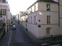 Rue Censier - Paris (France)