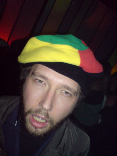 rasta Hendrik by loufi, on Flickr
