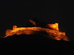Castello sconosciuto/Unknow Castel (Stranju) Tags: road nightshot romania transylvania castello transilvania notte brasov castel medioevo canonpowershots3is stranju withcanonican roadtobrasov