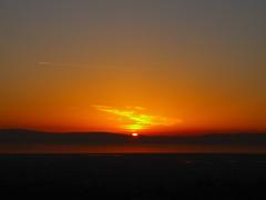 Sunset, Oakland, January 9, 2007