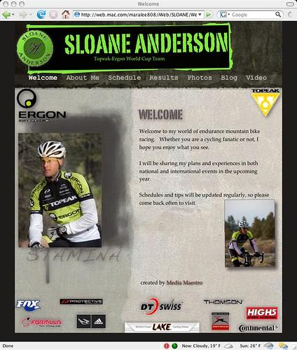 Slaone's site