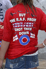 England RAF
