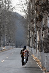 Road of life (Luo Shaoyang) Tags: china street men nikon women dof action chinese beijing greatwall    madeinchina thegreatwall streetshot luo  actionphotos nikond200 beijinger  luoshaoyang