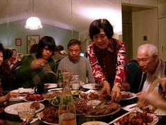Chinese feast! (HelveticaGirl) Tags: christmas florida familyfriends december2006