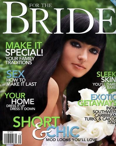 For The Bride Cover Shot Dream Wedding