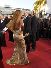 Beyonce Knowles (Joe Shlabotnik) Tags: losangeles redcarpet 2007 bootylicious beyonce goldenglobes faved beyonceknowles january2007