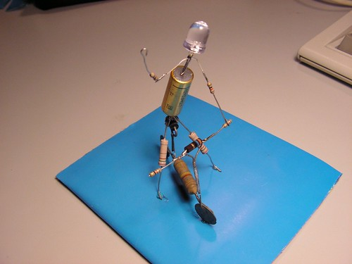 "Making of ""Mr Electro Mobiky Rider"""