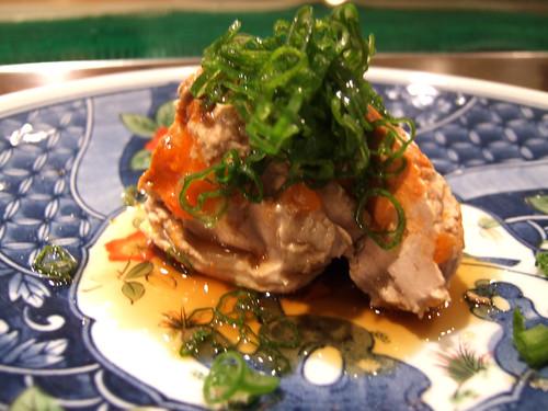 Sawa Sushi (Sunnyvale) - Monkfish Liver
