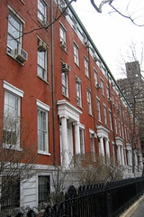 NYC - Greenwich Village: 7-13 Washington Square North by wallyg, on Flickr