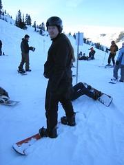 2007-01-27 snowboarding - damien