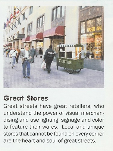 Vibrant Retail Streets: Great Stores