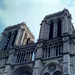 Front of Notre Dame, Paris, France (1999)