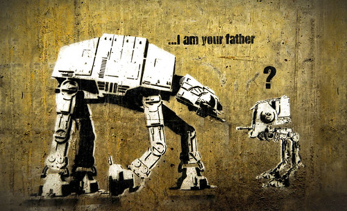 AT-AT I am your father