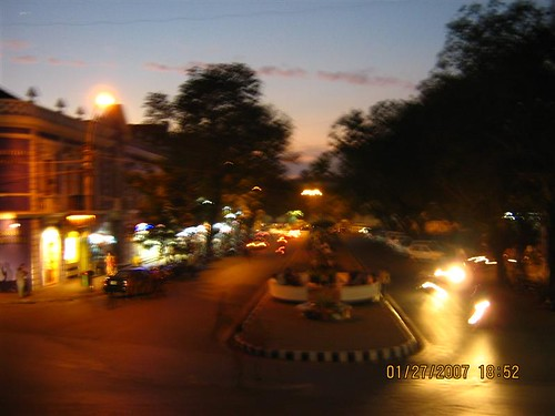 Downtown Panjim