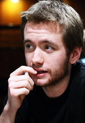 Sean Biggerstaff (Potatojunkie) Tags: wood oliver glasgow harry potter sean actor quidditch cashback gft glasgowfilmtheatre biggerstaff