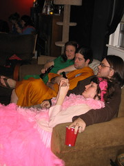 IMG_7567.JPG (monsterpants) Tags: birthday pink party orange brown colour green marie jon ryan birthdayparty bonnie synaesthesia truecolours colourparty birthday2007 synaesthesiaparty