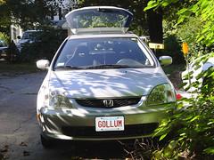 Gollum front