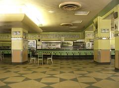 BENS Original terrazzo floor.