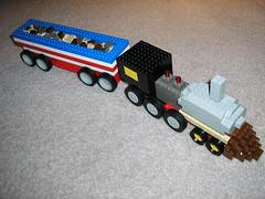 Train + CoalCar 04